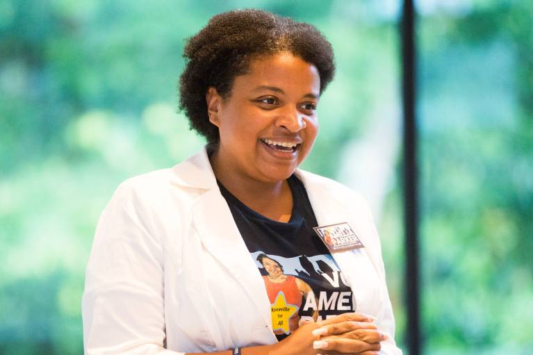 Amelia Parker, At-Large Seat C Candidate, KnoxNews